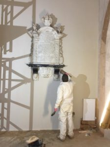 Historic Lime Plastering