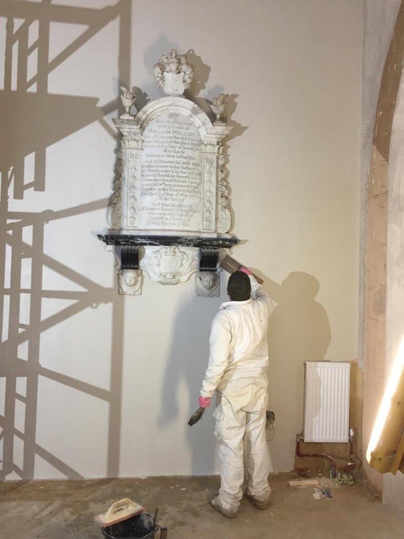 Historic Lime Plastering