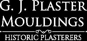 G J Plaster Mouldings Logo