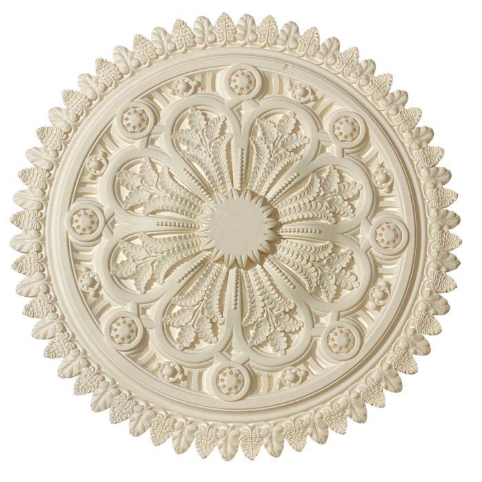 Plaster Ceiling Rose CR20