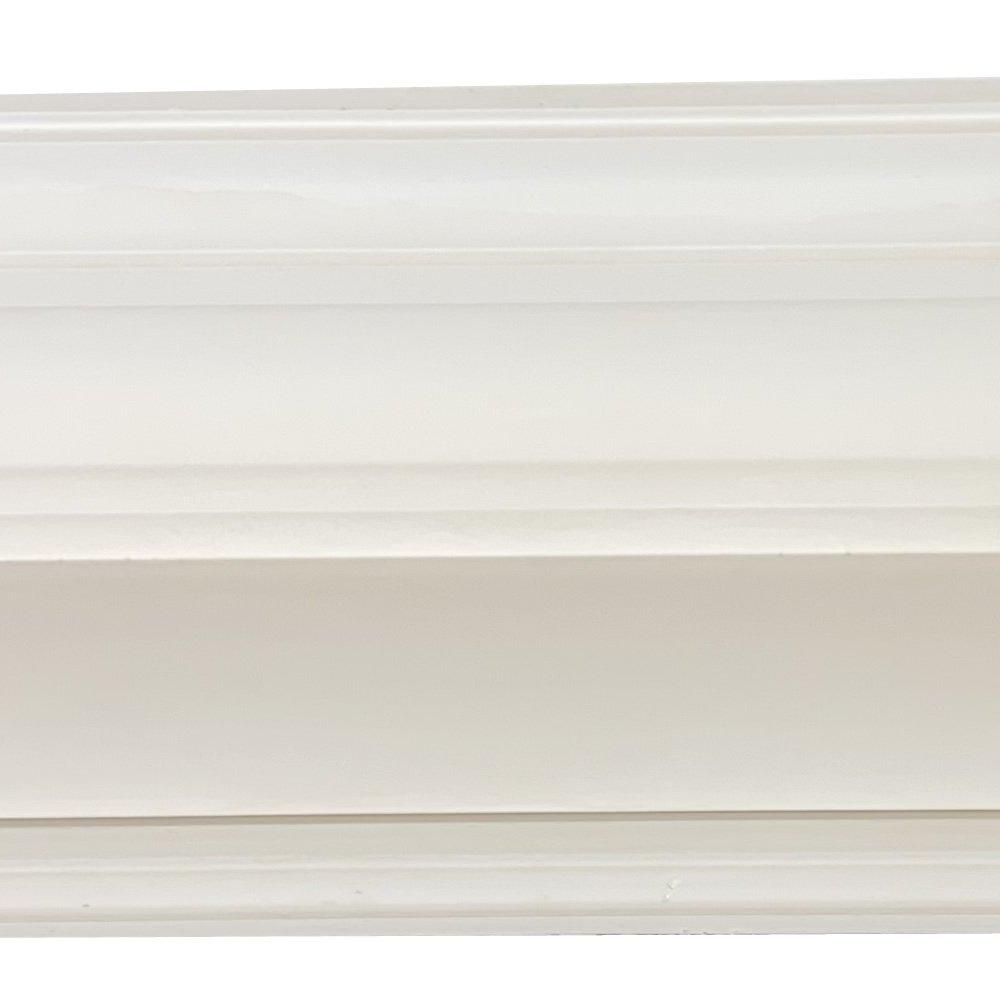 Large Edwardian fibrous plaster cornice