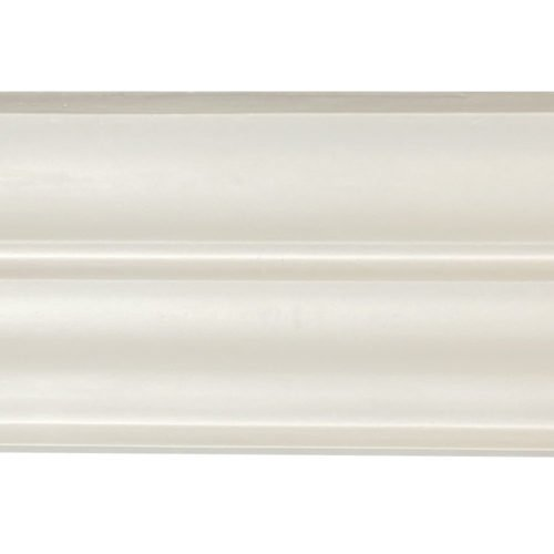 Plain fibrous plaster cornice