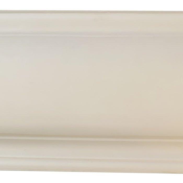 Large Victorian cove fibrous plaster cornice