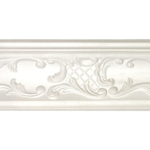 Small french style fibrous plaster cornice
