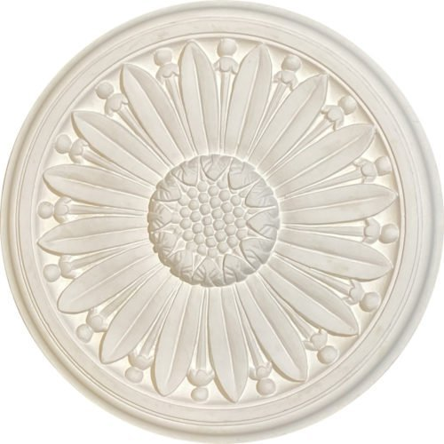 Victorian Sunflower Ceiling Rose CR12