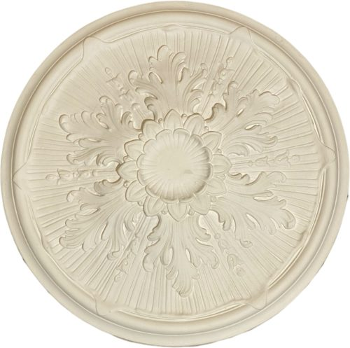 Art Deco ceiling rose CR15
